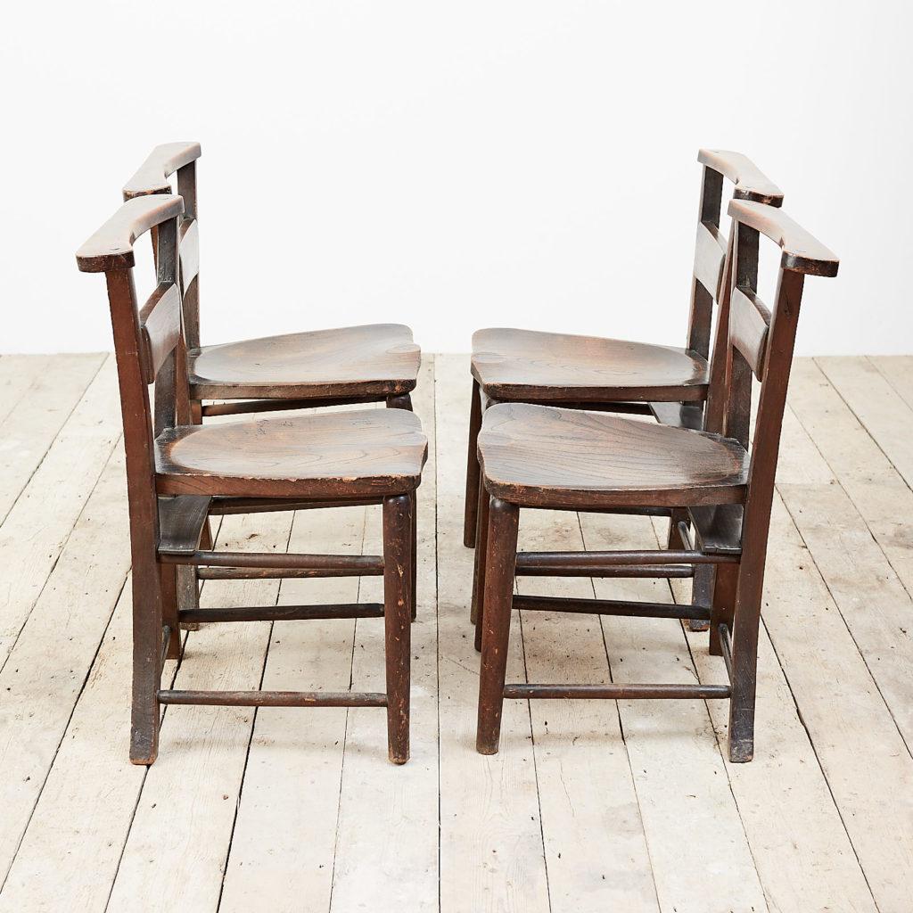 G.F Bodley chapel chair,-115279