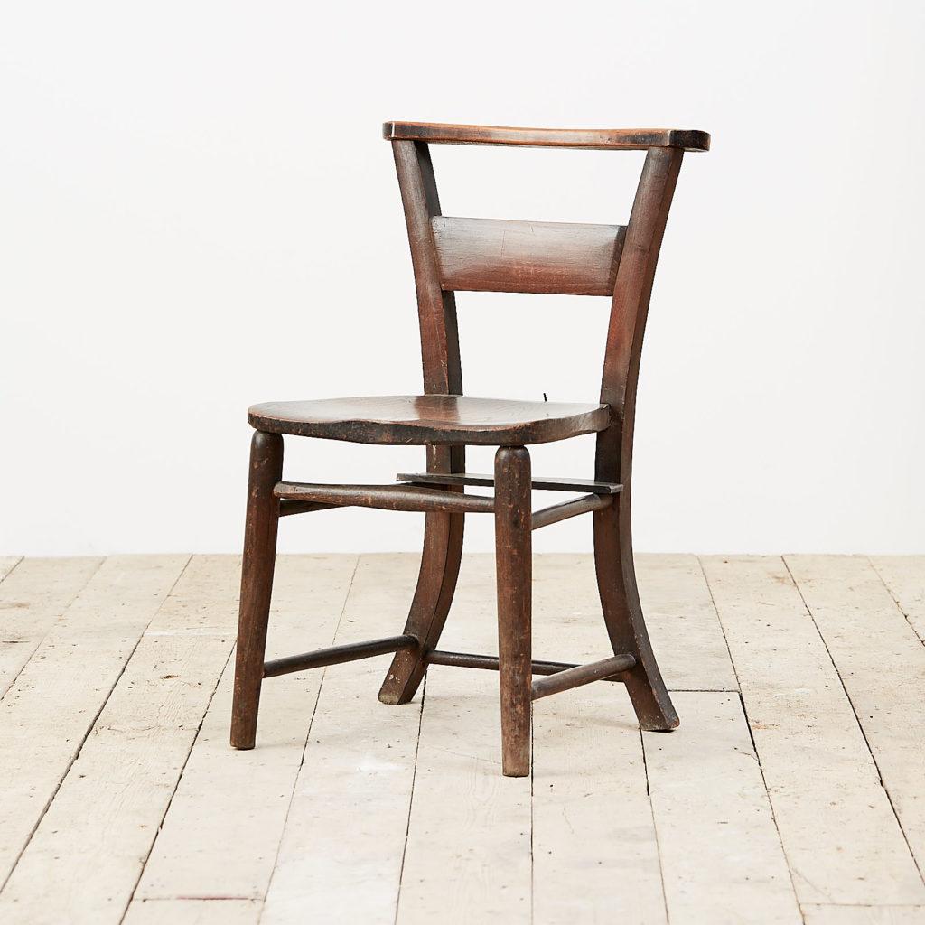 G.F Bodley chapel chair,-115280