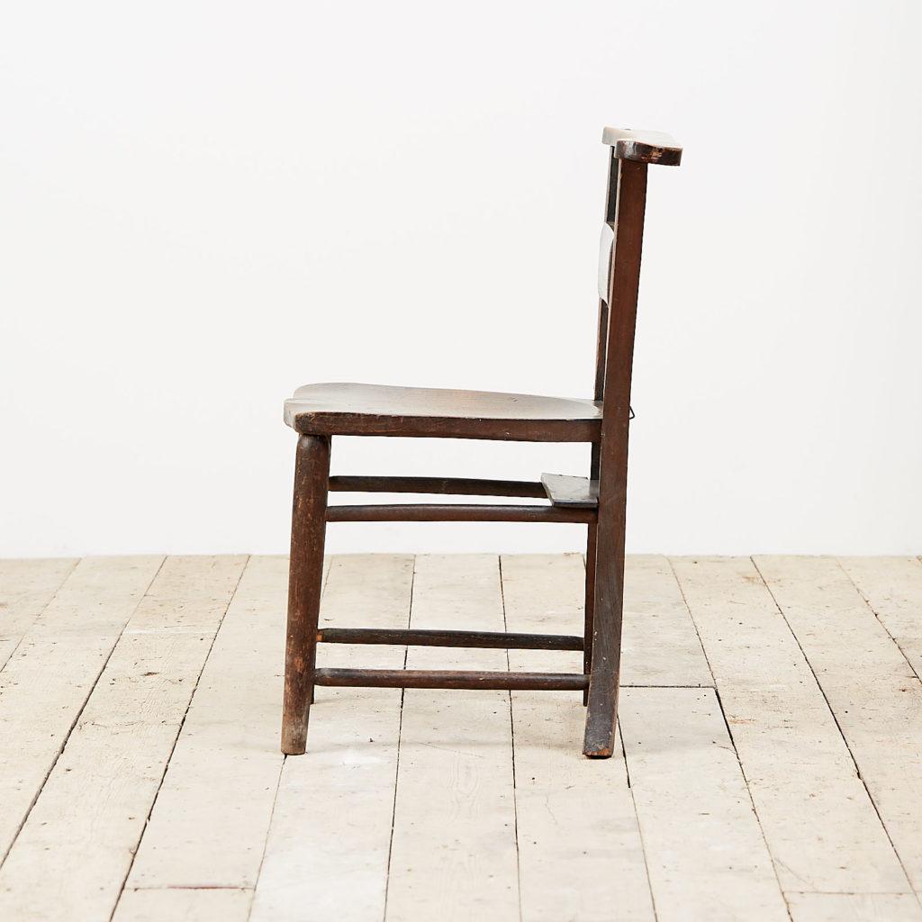 G.F Bodley chapel chair,-115281