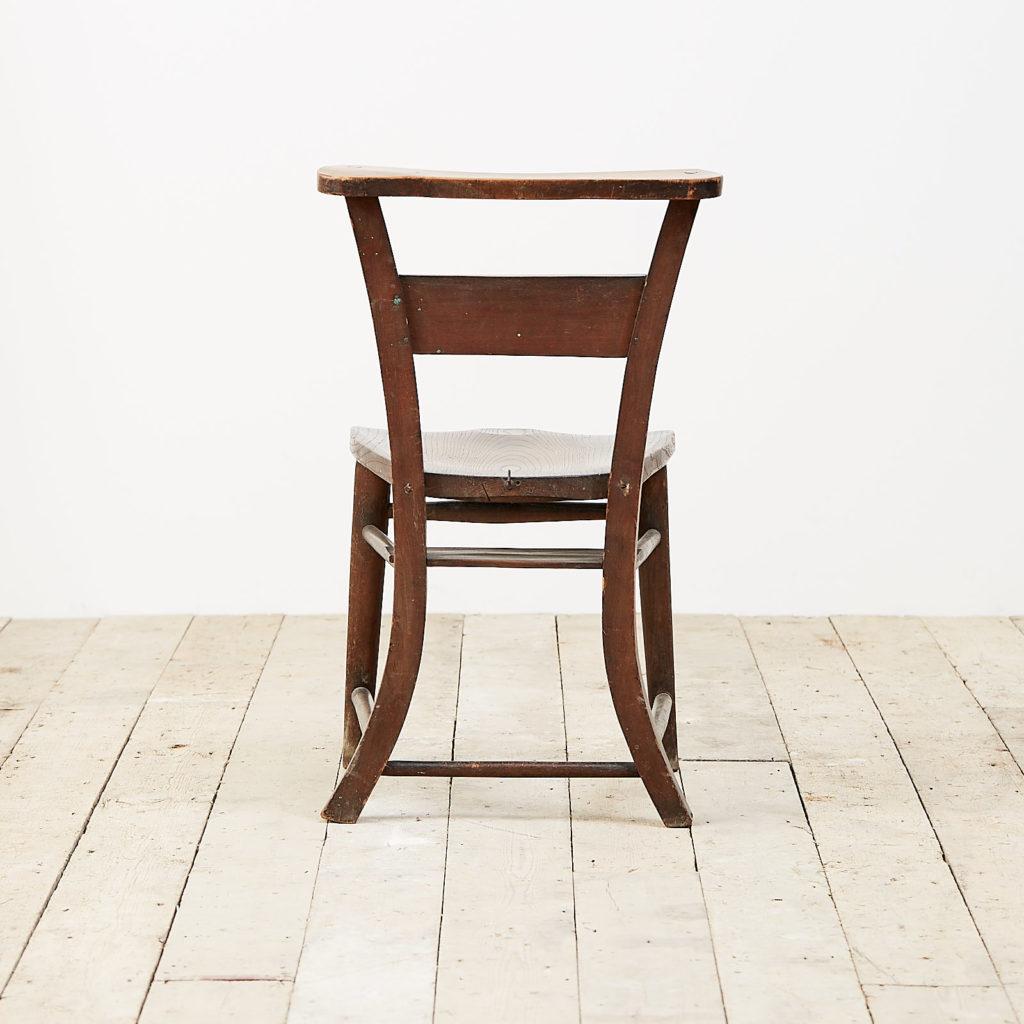 G.F Bodley chapel chair,-115287