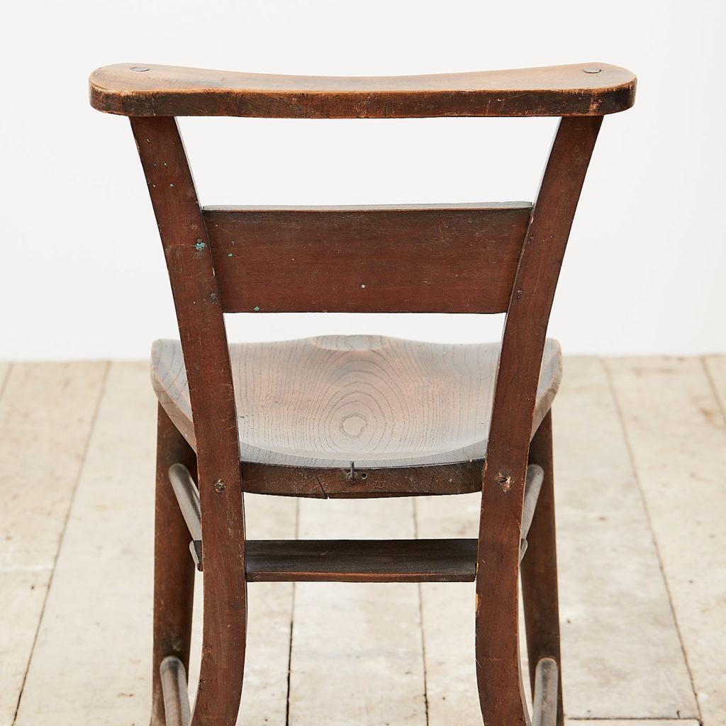 G.F Bodley chapel chair,-115283