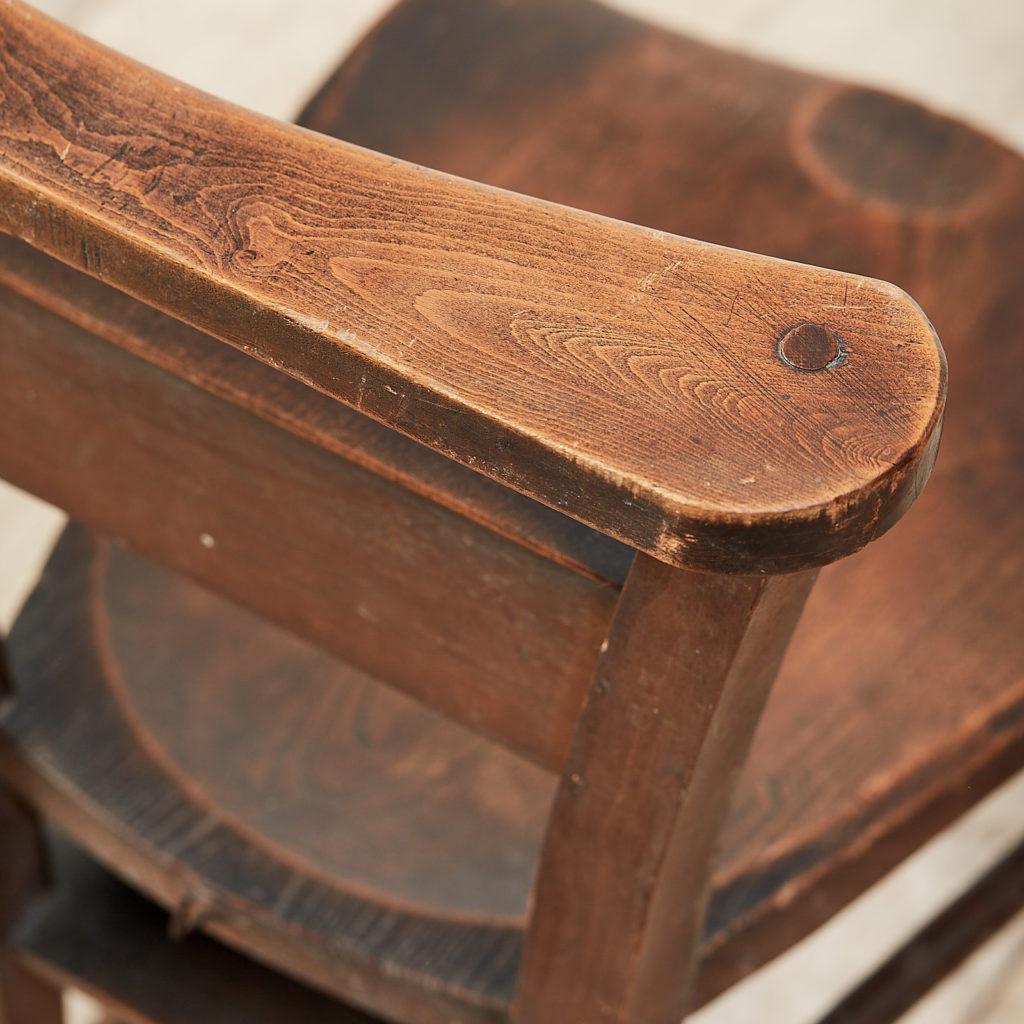 G.F Bodley chapel chair,-115291