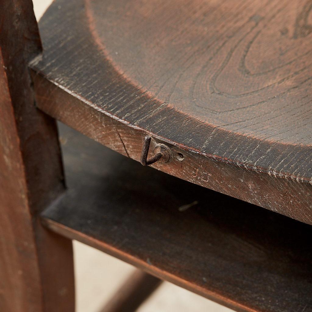 G.F Bodley chapel chair,-115286