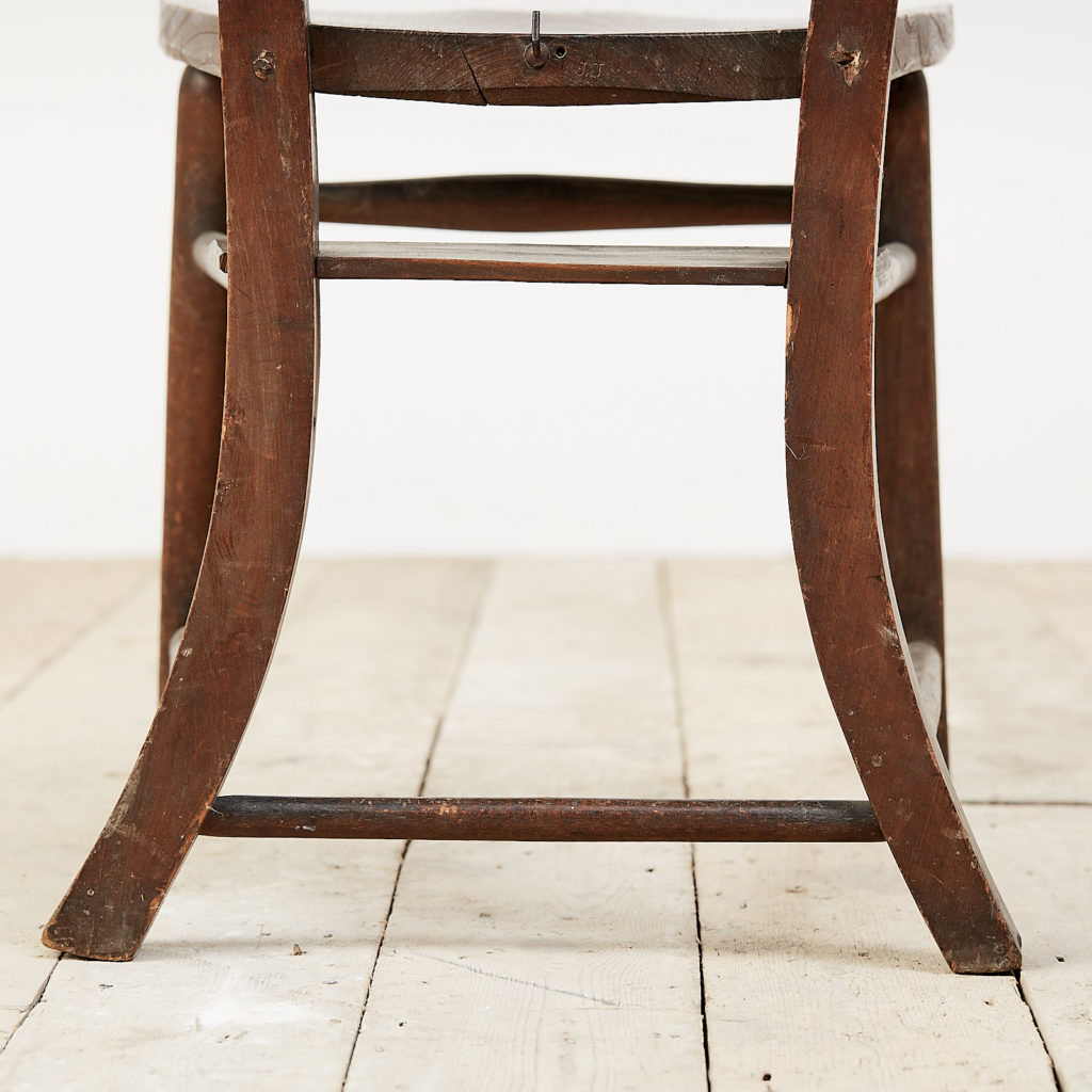 G.F Bodley chapel chair,-115290