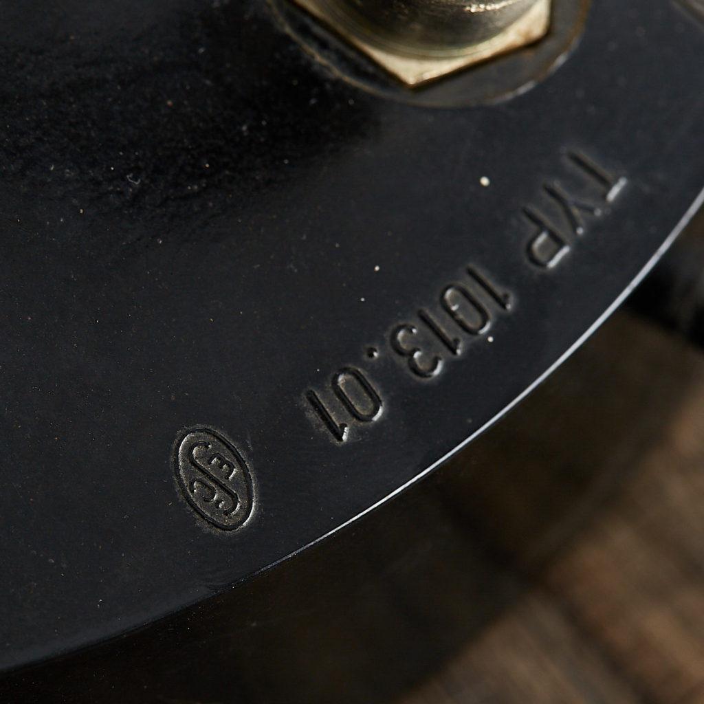 Polish gooseneck table lamp,-115170