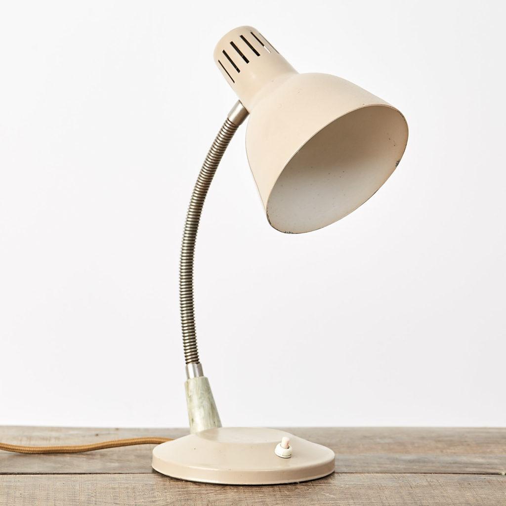 Polish gooseneck table lamp,-115180