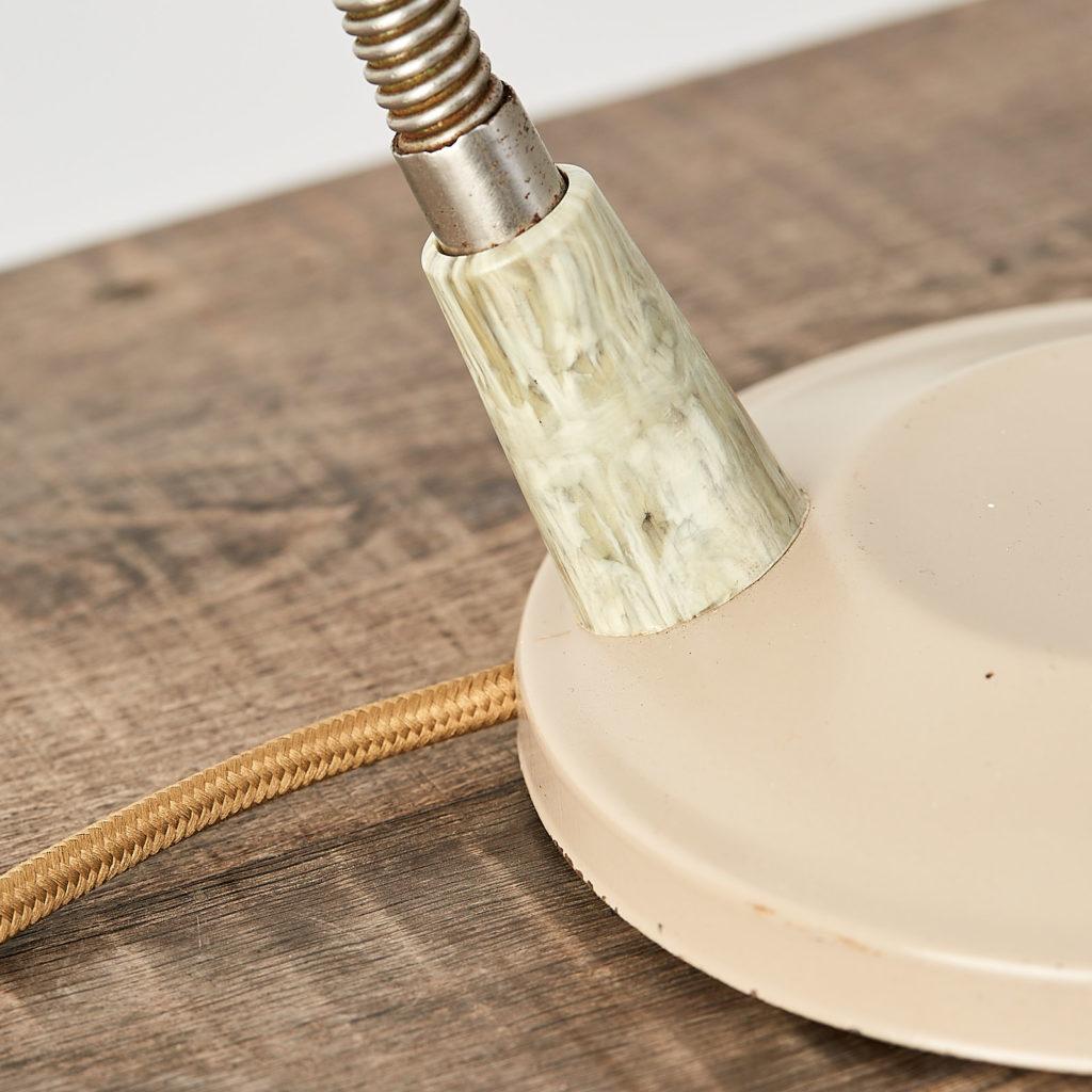 Polish gooseneck table lamp,-115183