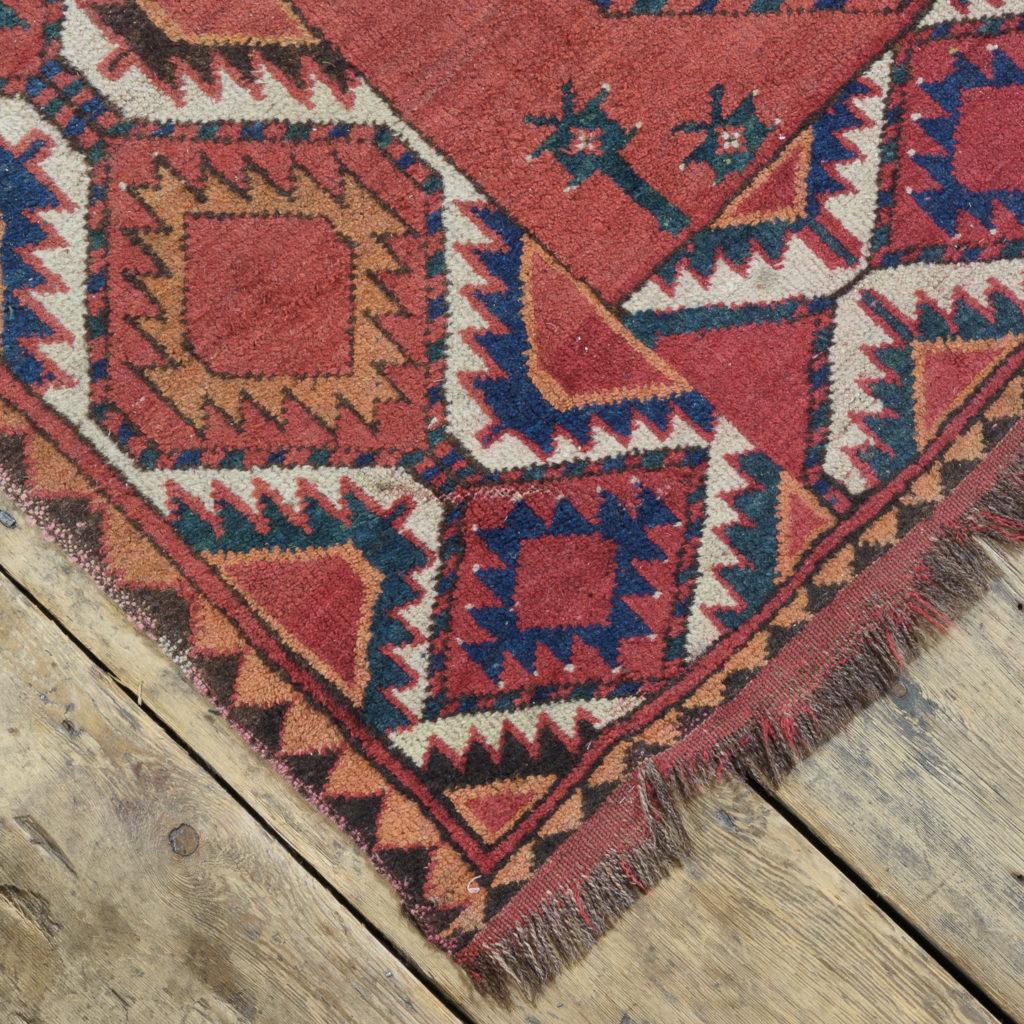 Turkomen Ensari carpet,-115626
