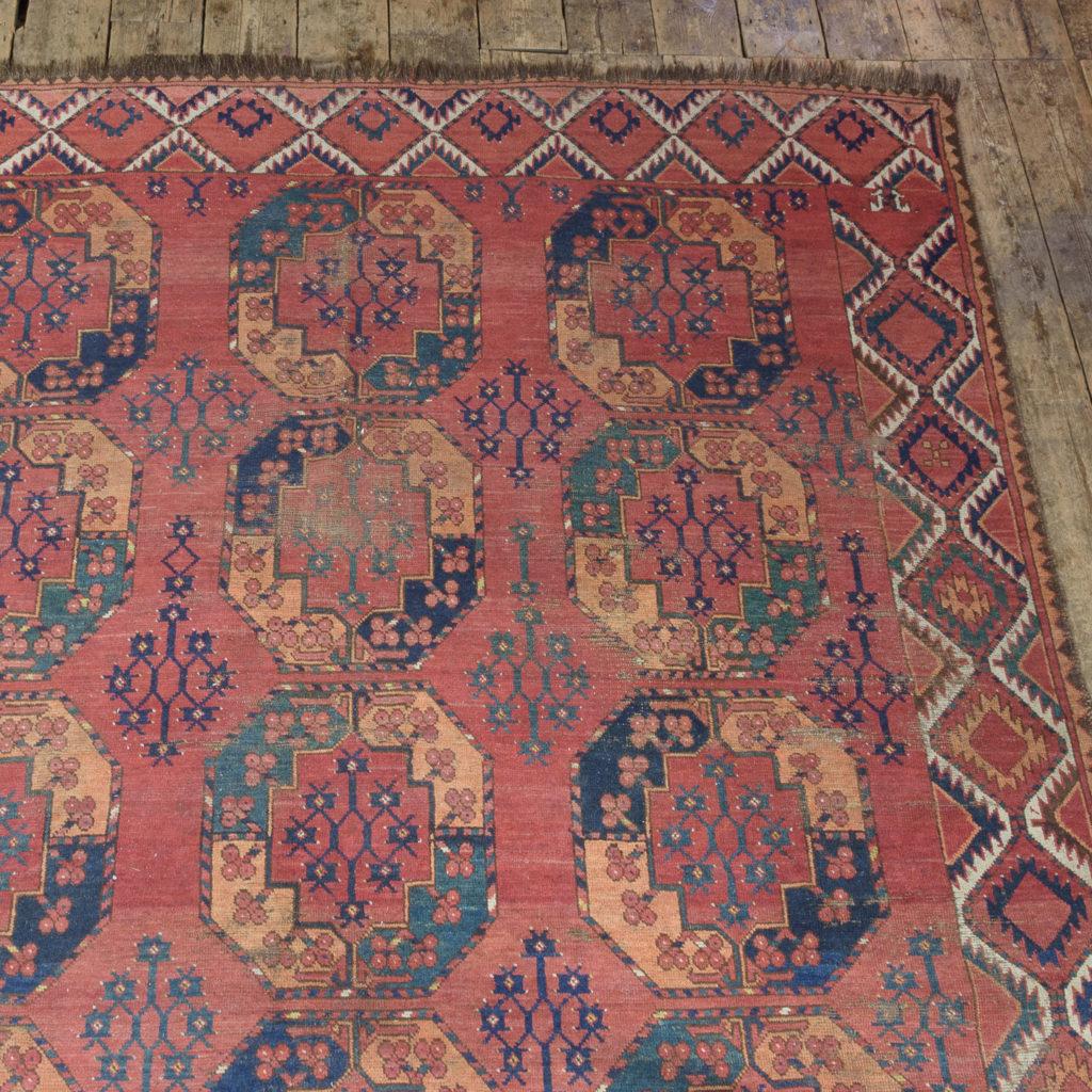 Turkomen Ensari carpet,-115630
