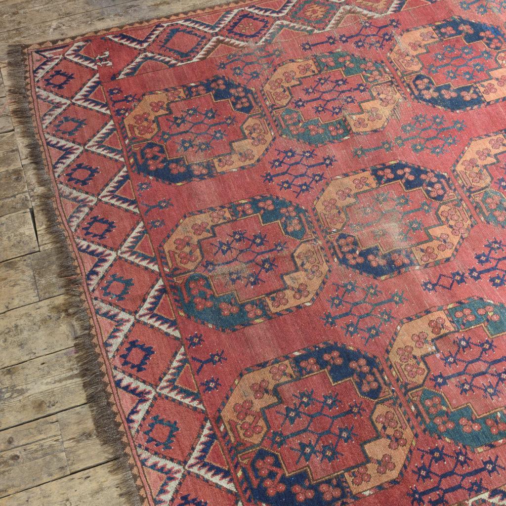 Turkomen Ensari carpet,-115631