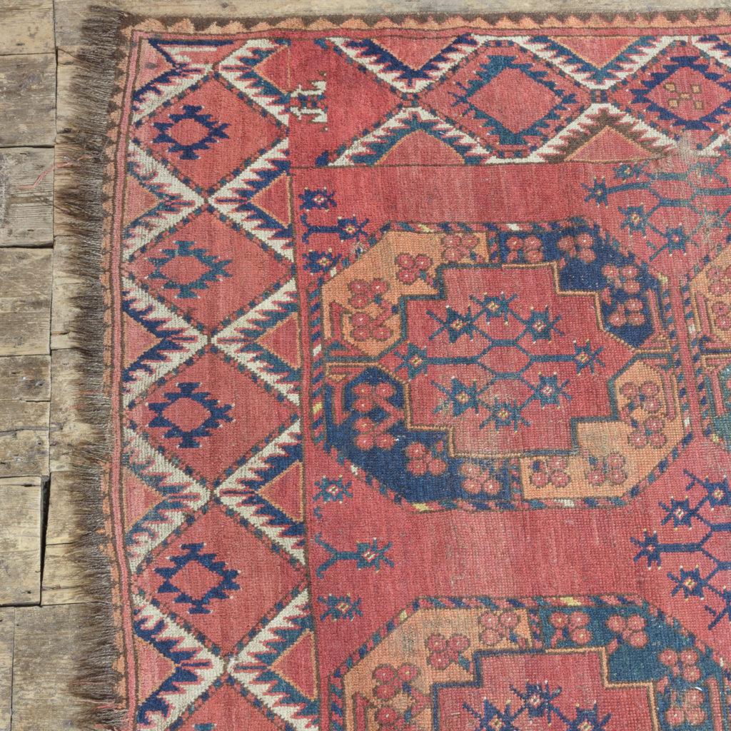 Turkomen Ensari carpet,-115627