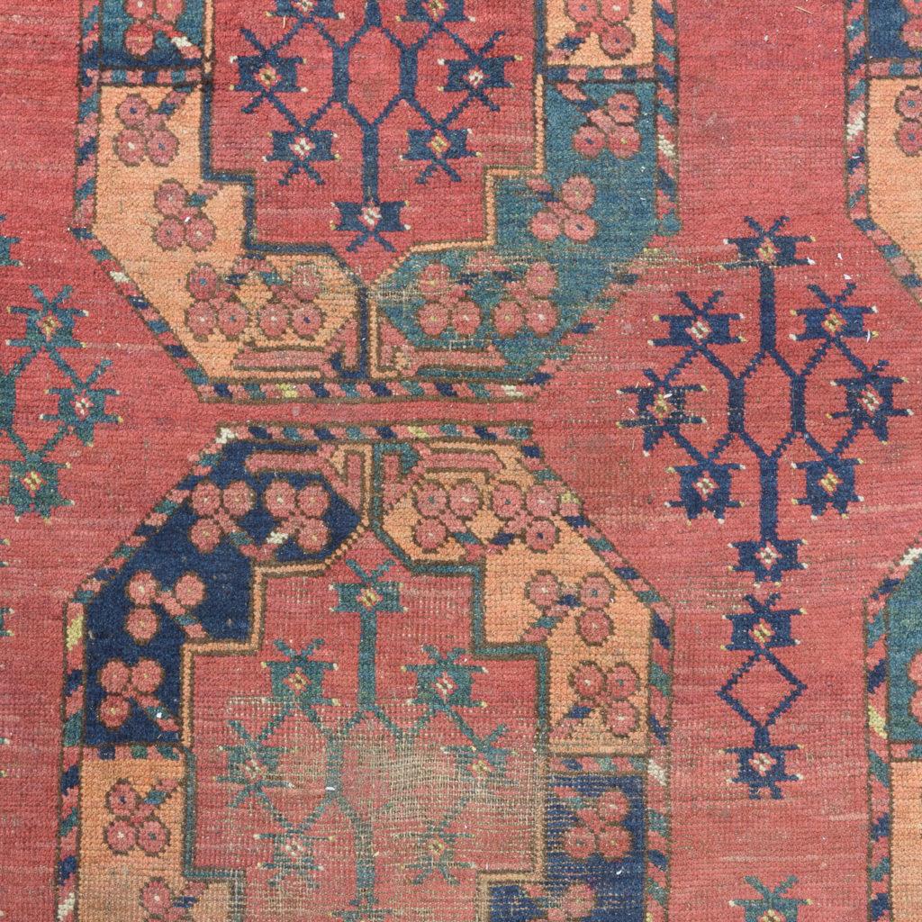Turkomen Ensari carpet,-115628