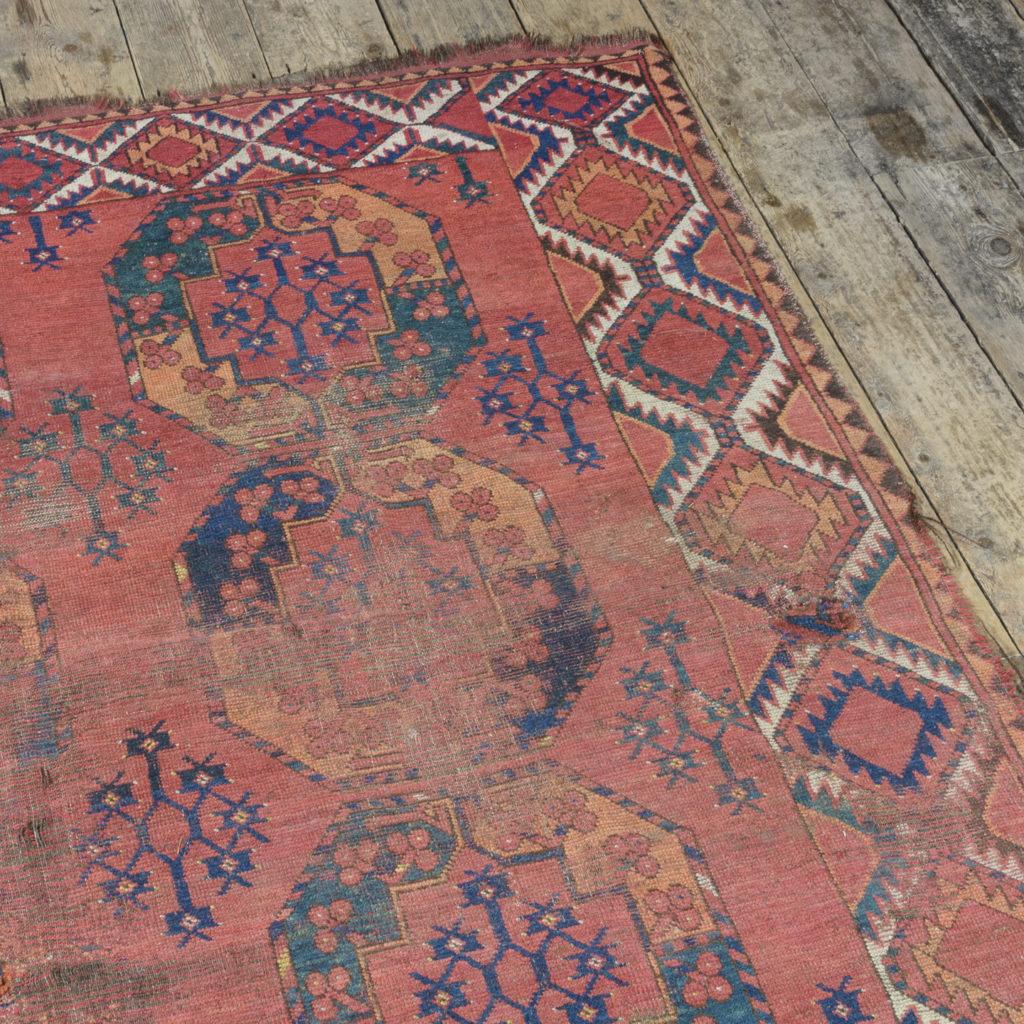 Turkomen Ensari carpet,-115634