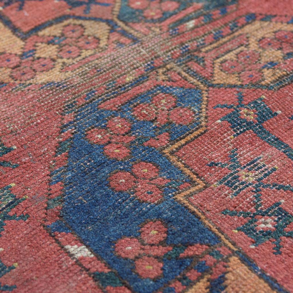 Turkomen Ensari carpet,-115625