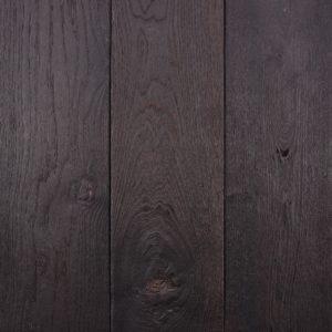 Brushed Oak - Black Oiled -0