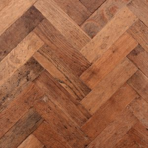 Reclaimed Hackney Oak Parquet Block-0