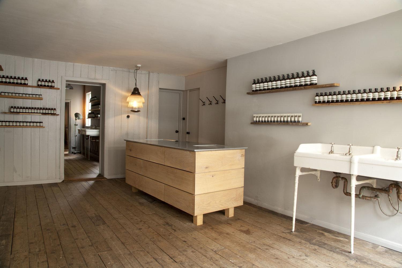Reclaimed Victorian Pine Floorboards-115783