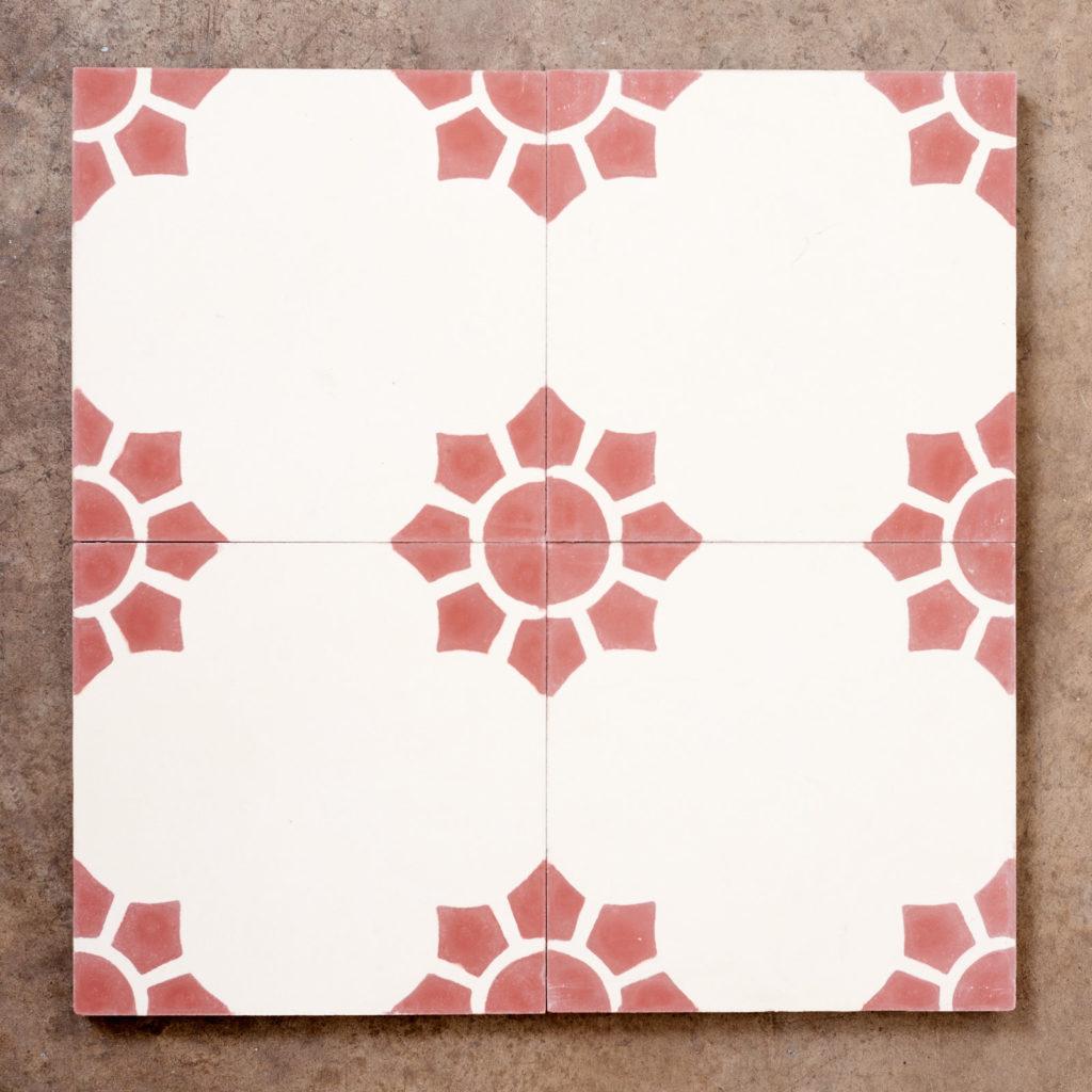 Encaustic Spanish tile,-116058