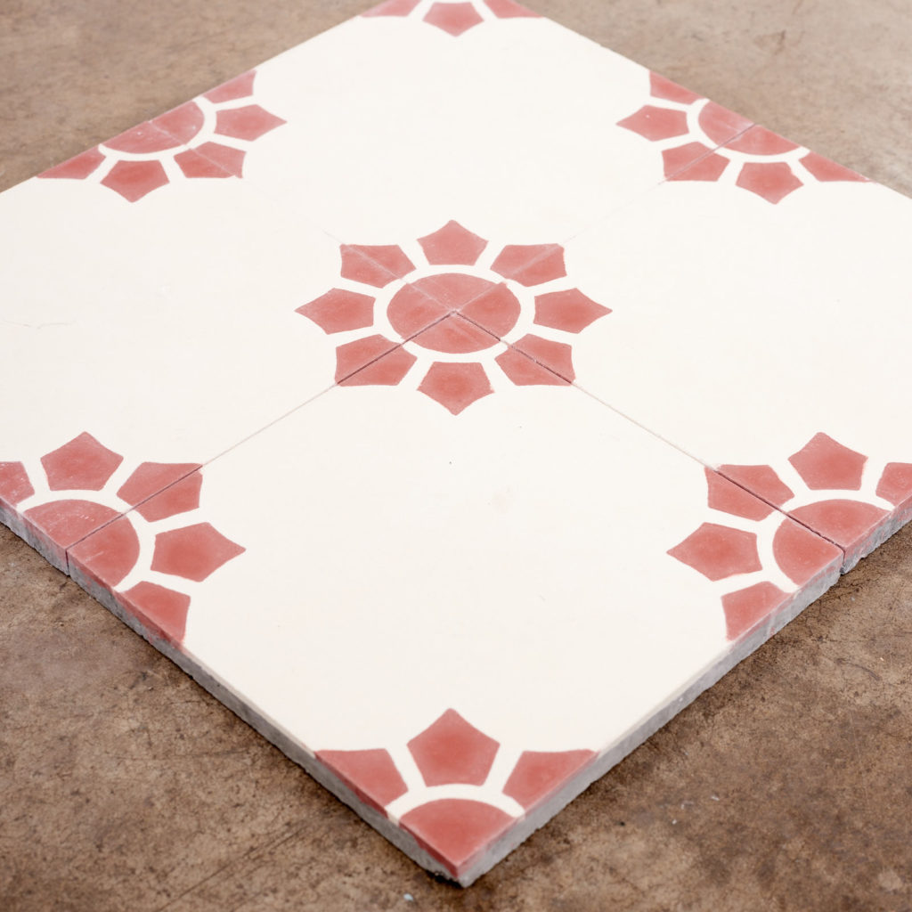 Encaustic Spanish tile,-116060