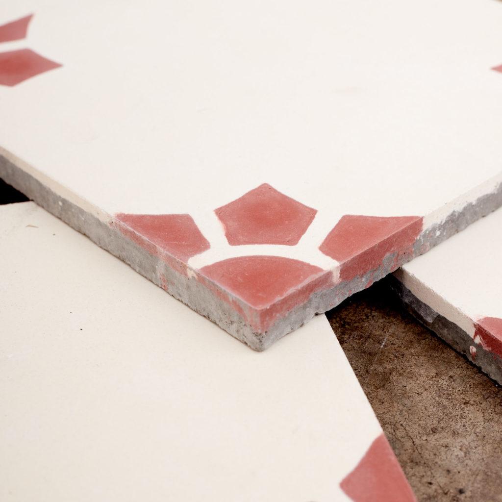 Encaustic Spanish tile,-116059