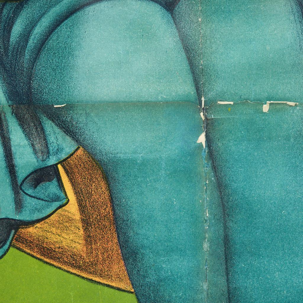 Little Boy Blue pantomime poster,-116424