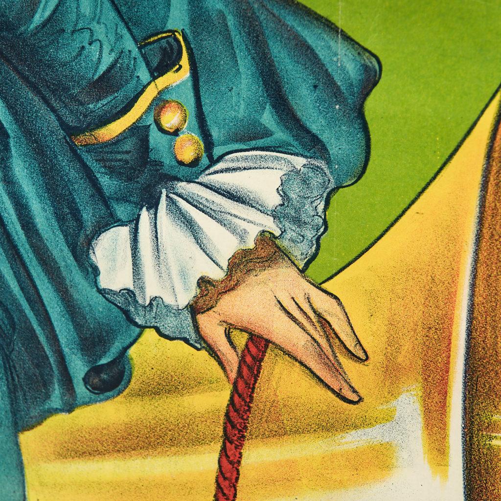 Little Boy Blue pantomime poster,-116421