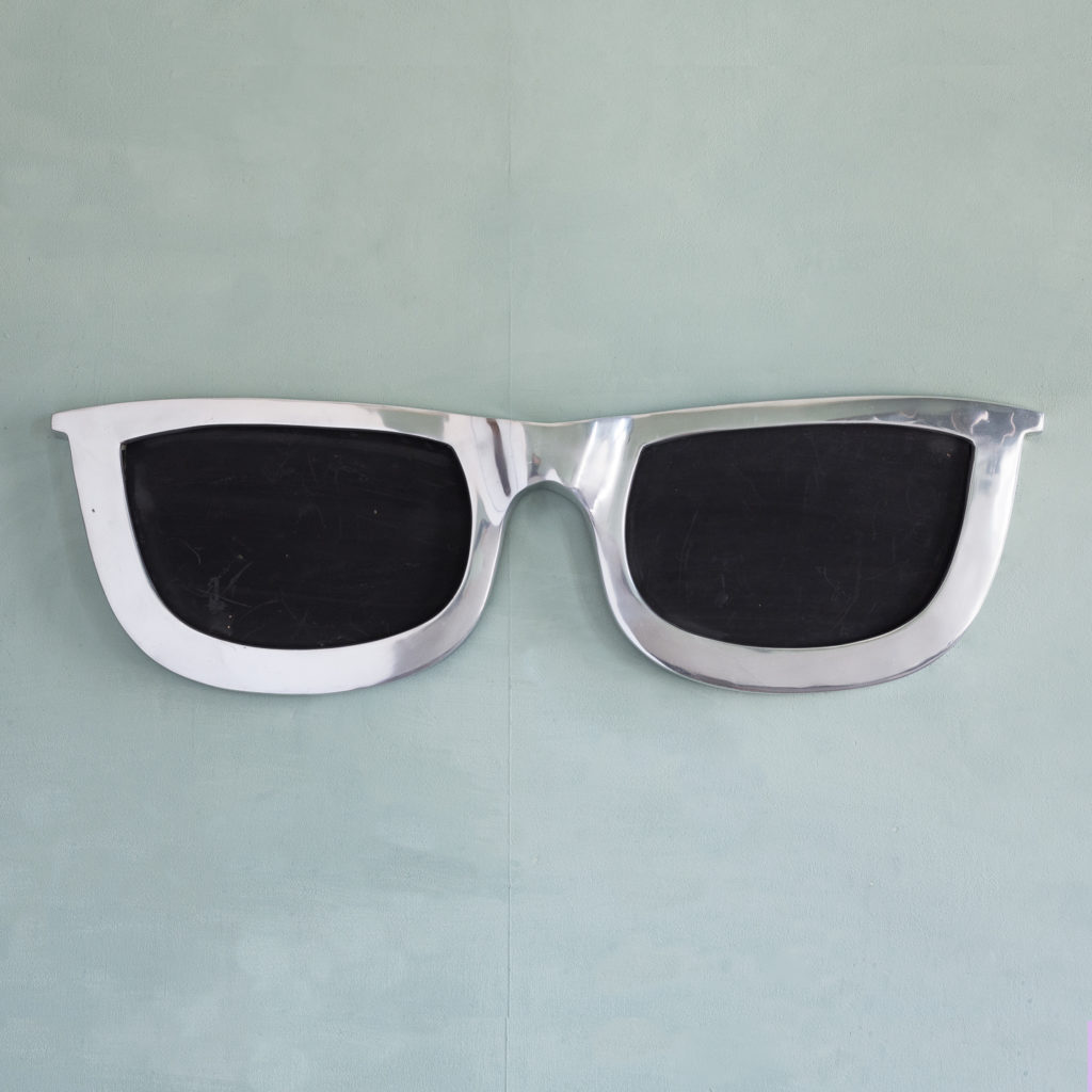 Aluminium shop display sunglasses, -0