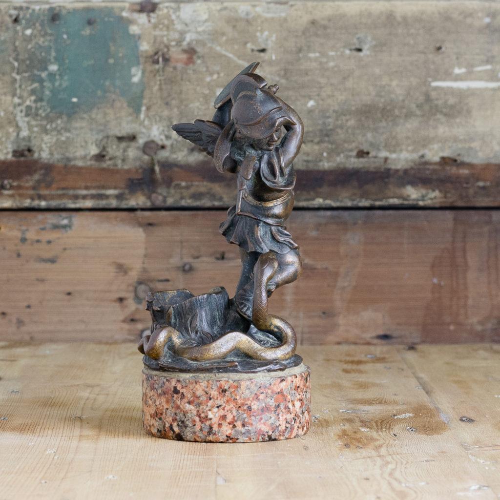 Nineteenth century bronze of the Heroic Putti,-117043