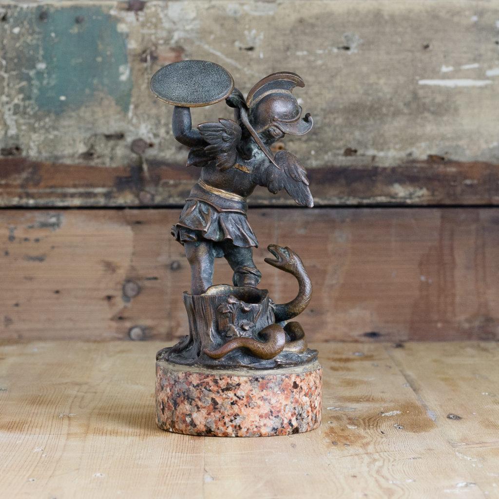 Nineteenth century bronze of the Heroic Putti,-117038