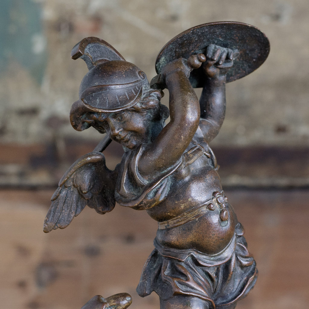 Nineteenth century bronze of the Heroic Putti,-117047