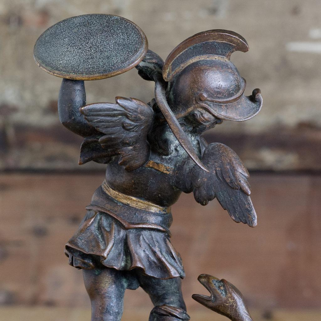 Nineteenth century bronze of the Heroic Putti,-117045