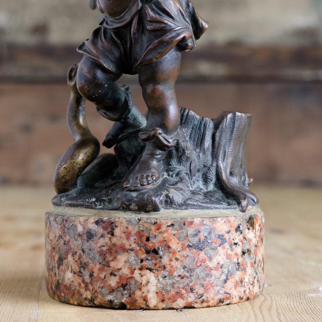 Nineteenth century bronze of the Heroic Putti,-117039