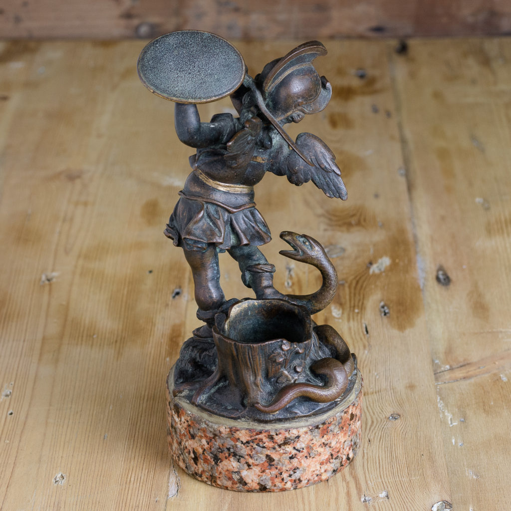 Nineteenth century bronze of the Heroic Putti,-117046