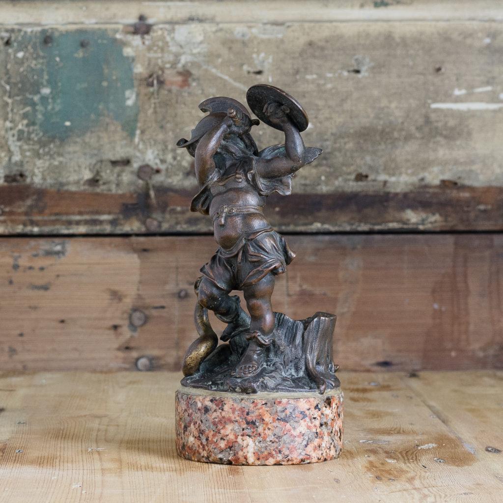 Nineteenth century bronze of the Heroic Putti,-117050
