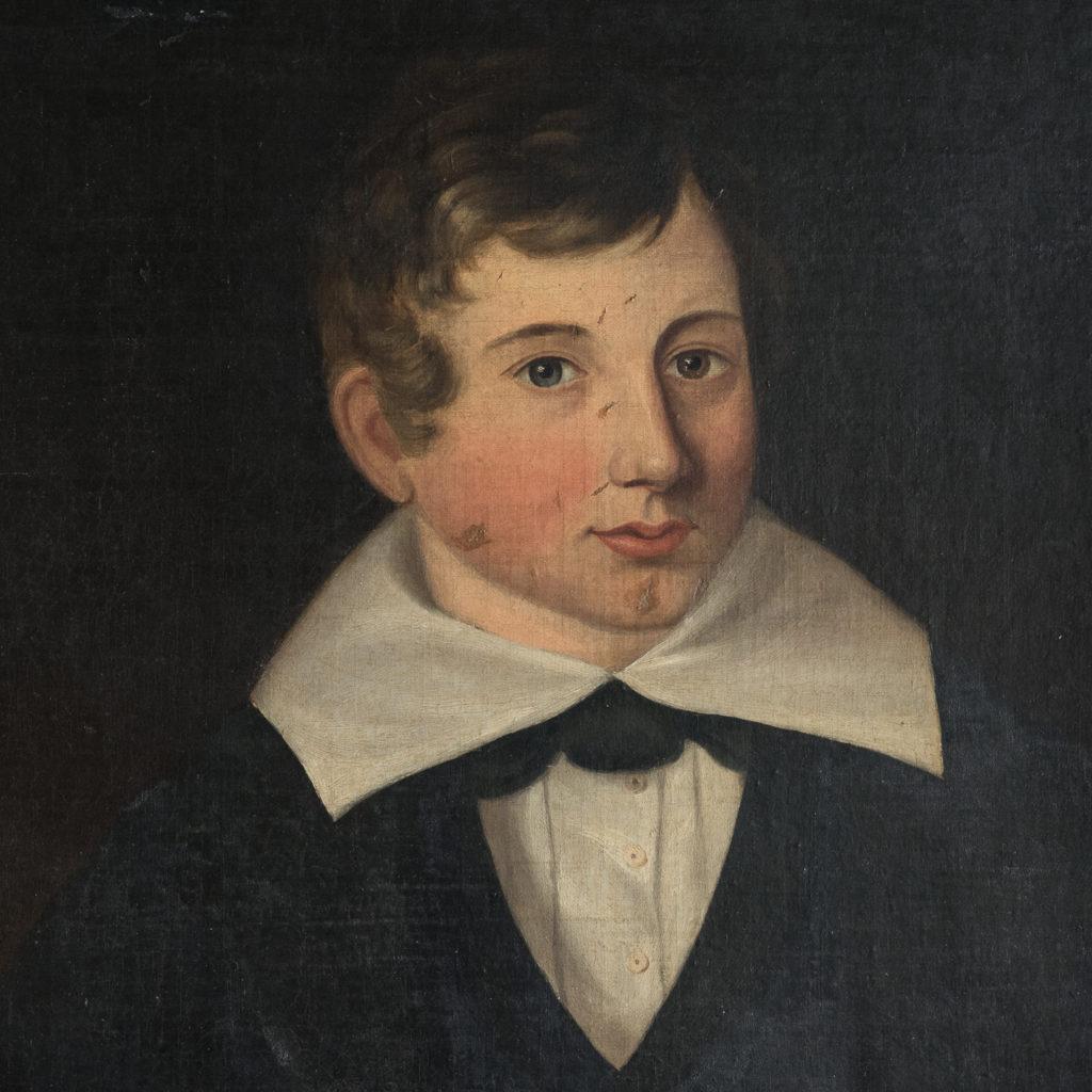 Portrait of a Schoolboy,-116668