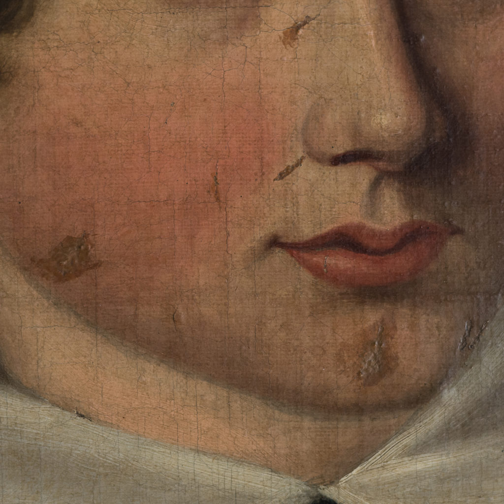 Portrait of a Schoolboy,-116670