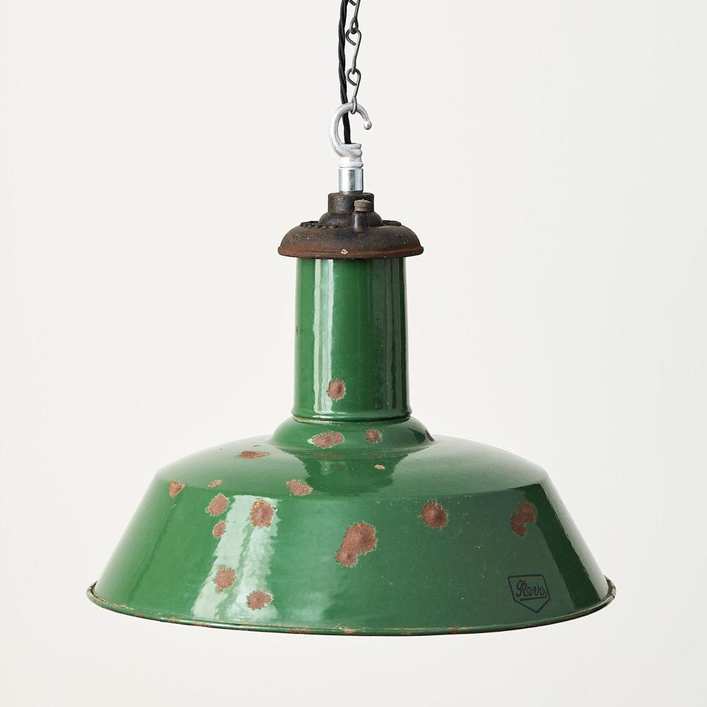 """Industrial Benjamin """"Revo"""" lampshade,-0"""
