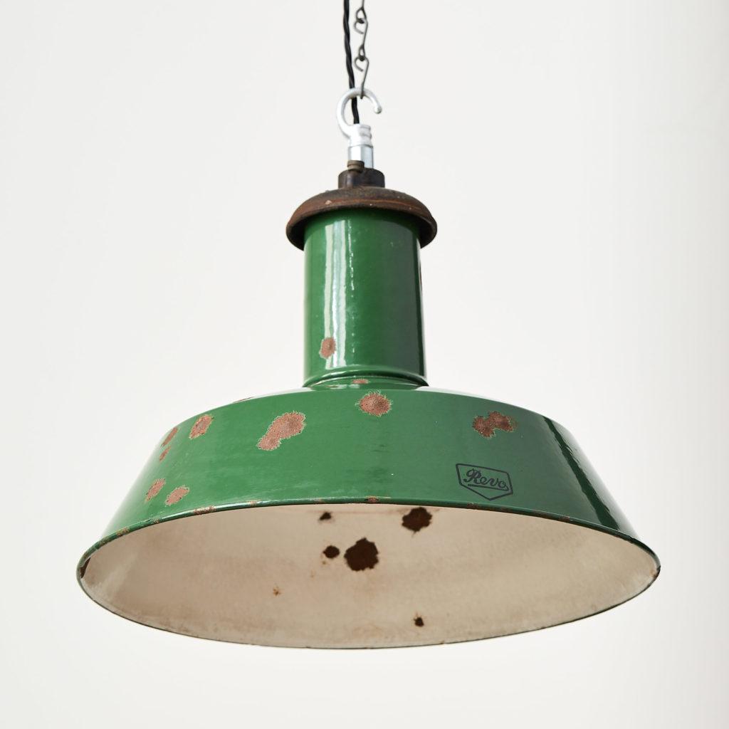 """Industrial Benjamin """"Revo"""" lampshade,-117399"""