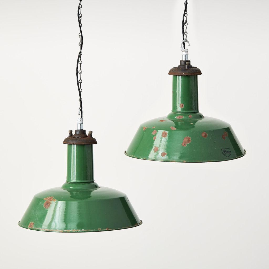 """Industrial Benjamin """"Revo"""" lampshade,-117398"""
