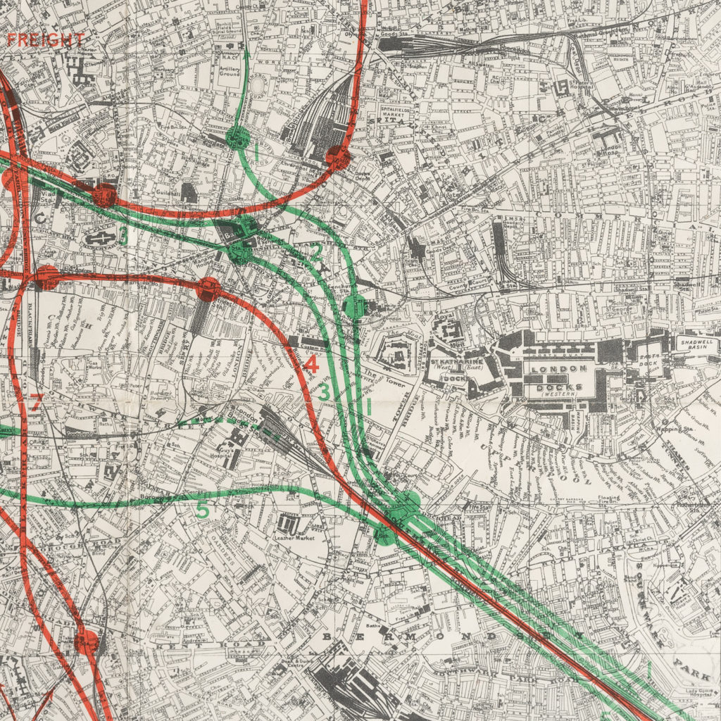 Proposed London Railway Networks,-117805