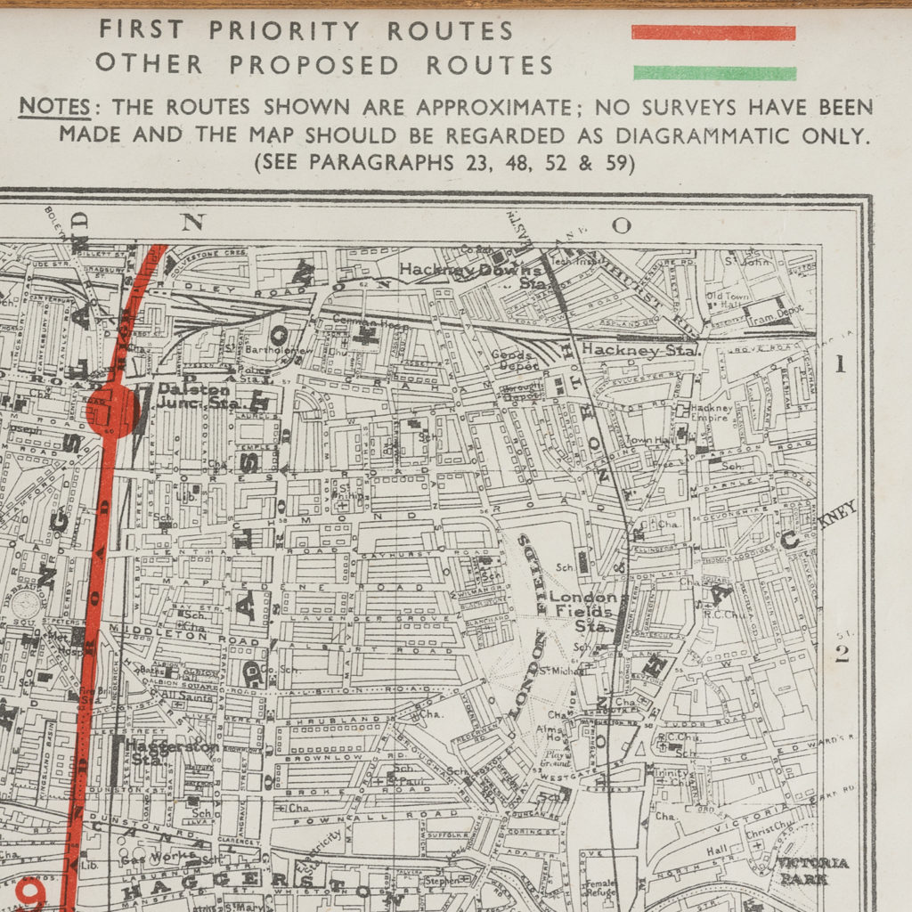 Proposed London Railway Networks,-117806