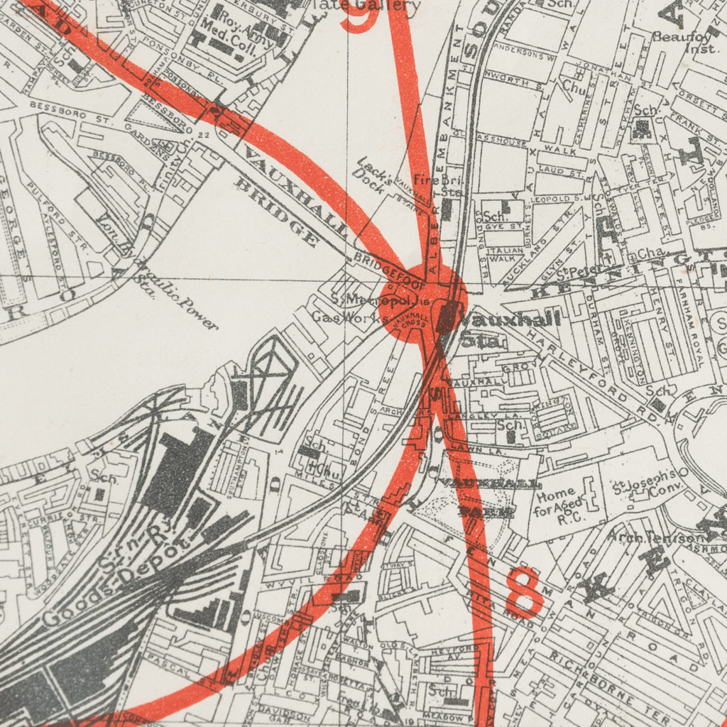 Proposed London Railway Networks,-117811