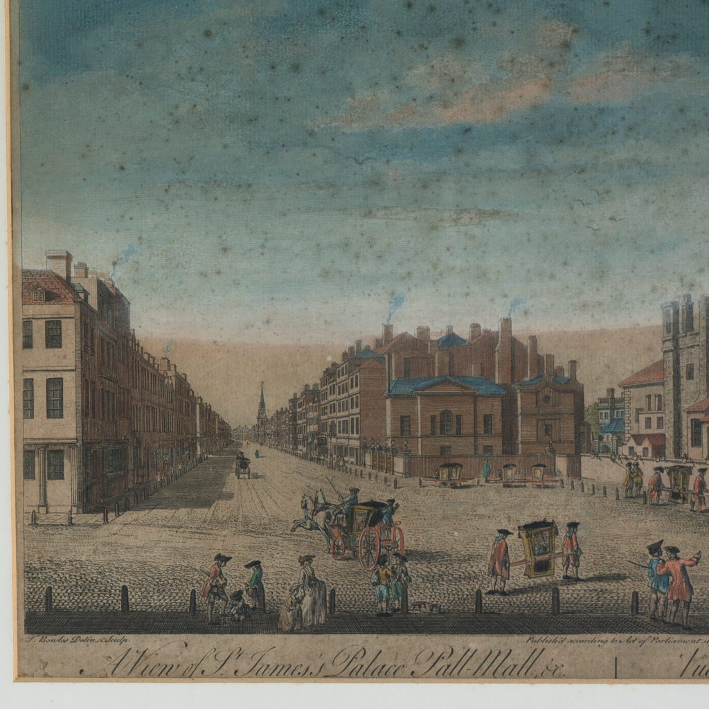View of St. James's Palace,-117737