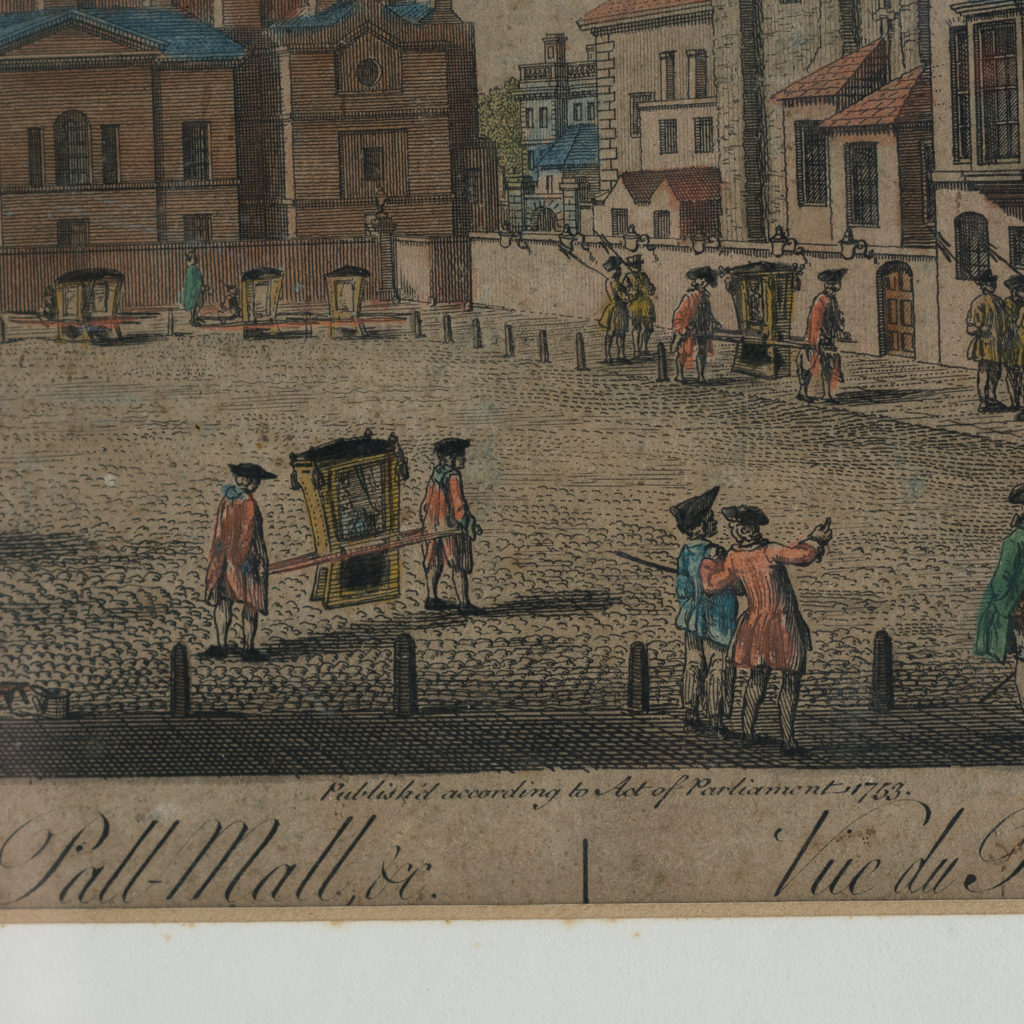View of St. James's Palace,-117734