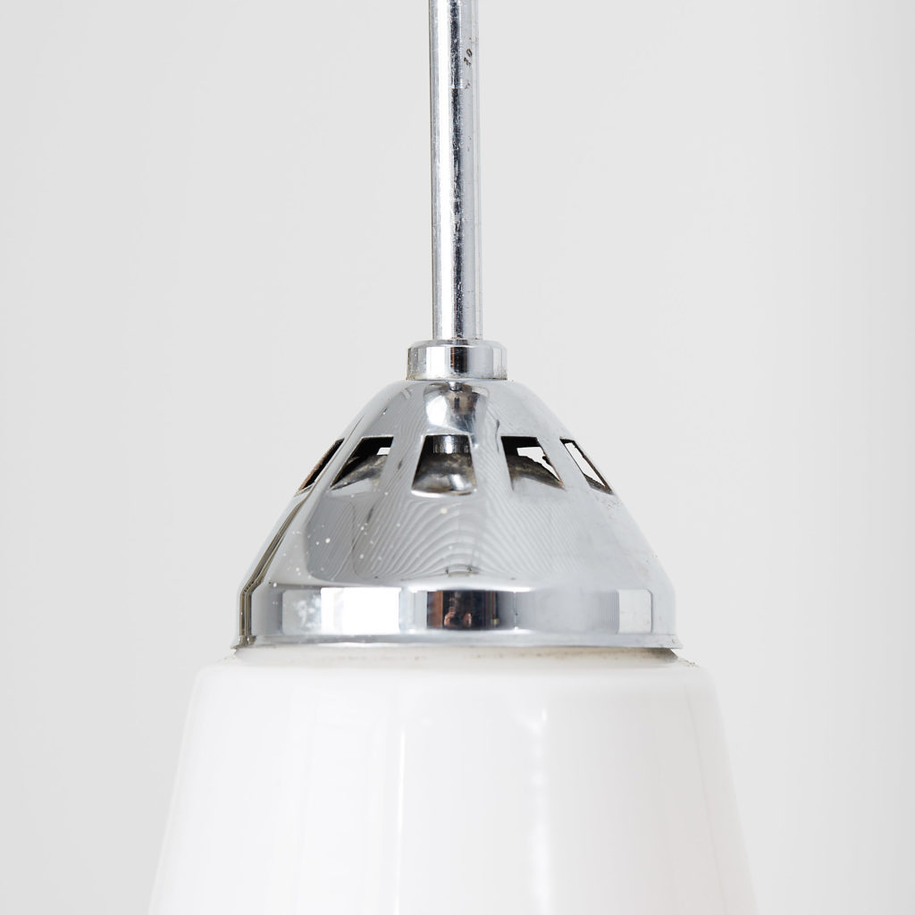 Opalescent light fitting,-118087