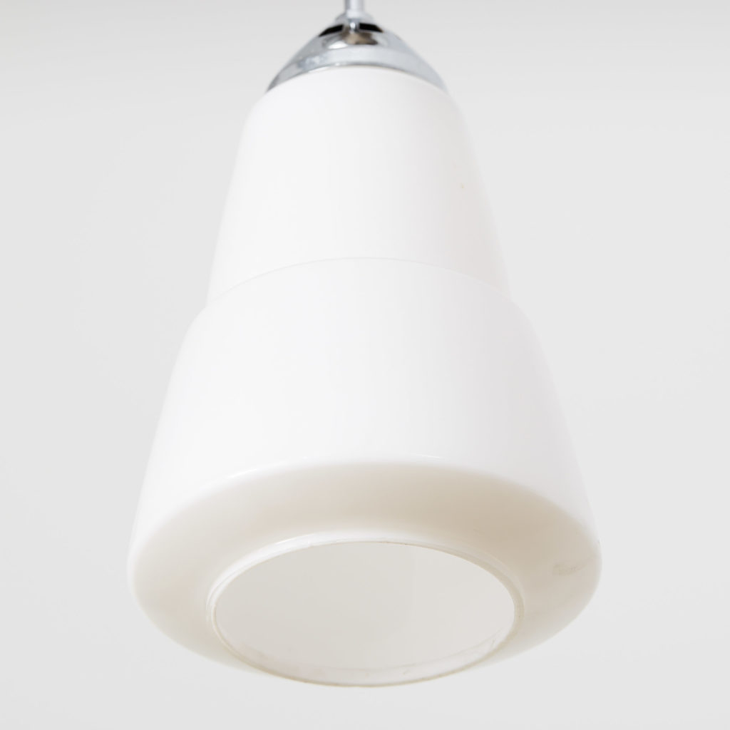 Opalescent light fitting,-118086