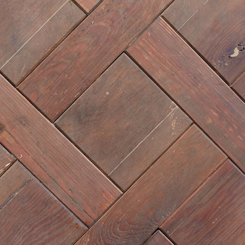 Oak Parquet de Versailles panel,-118155