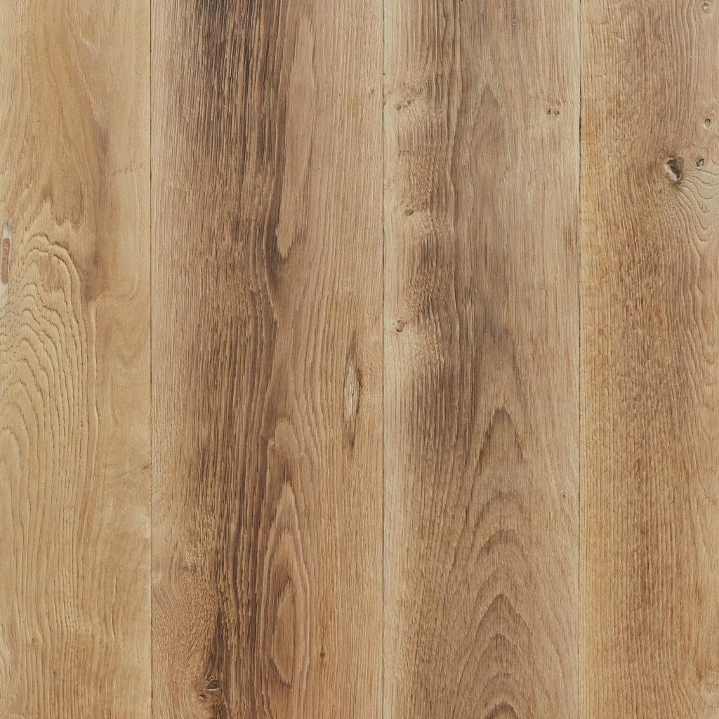 Wide natural waxed oak panel,-118160