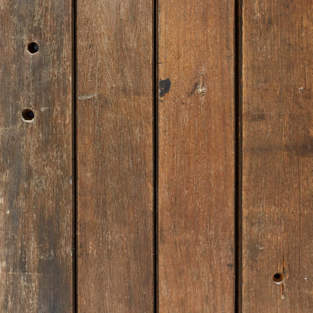 Brazilian ironwood table top,-118219