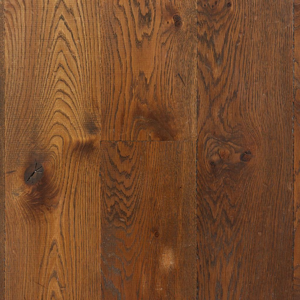 Smoked Argonne oak table top,-118236